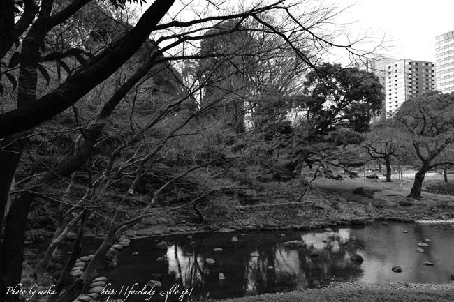 古き良き、日本庭園